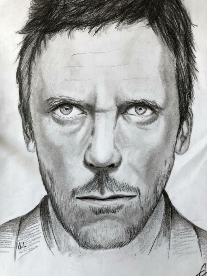 Hugh Laurie por wilson